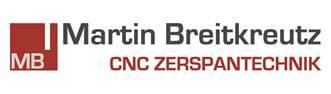 Martin Breitkreutz  CNC Zerspantechnik